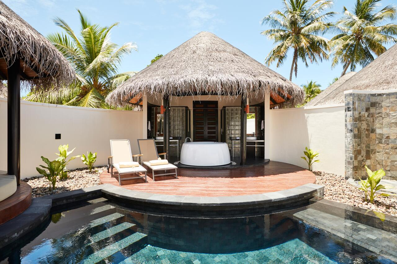 The Sun Siyam Iru Fushi Resort & Spa 5*